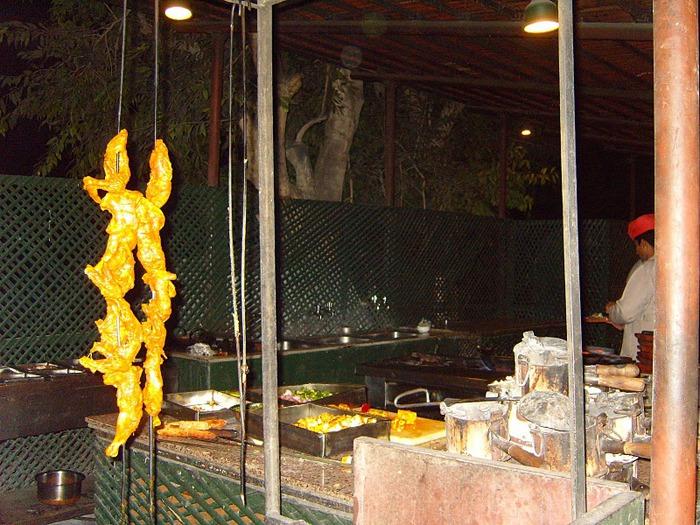 отели Индии и их интерьер 2 97010