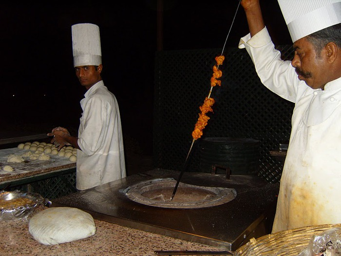 отели Индии и их интерьер 2 91487