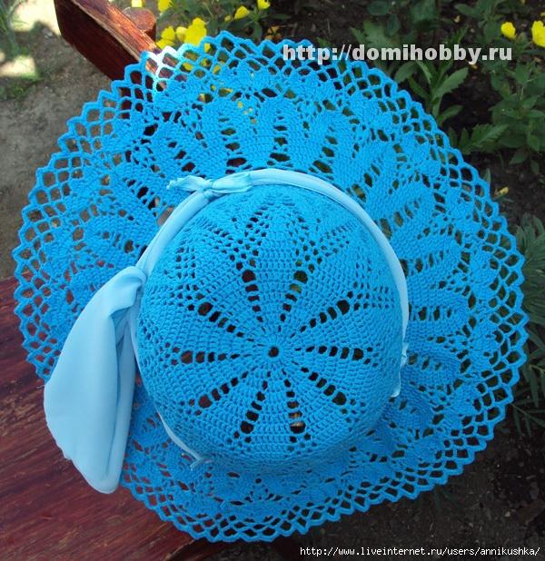 вязание-шляпы-крючком (600x618, 390Kb)