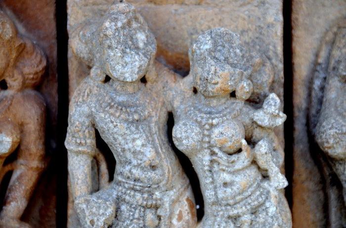 Храм Нагда - Nagda Sahasra Bahu temple 39522