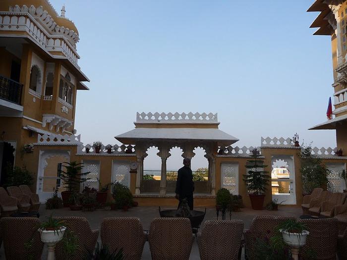 отели Индии и их интерьер 3 59627