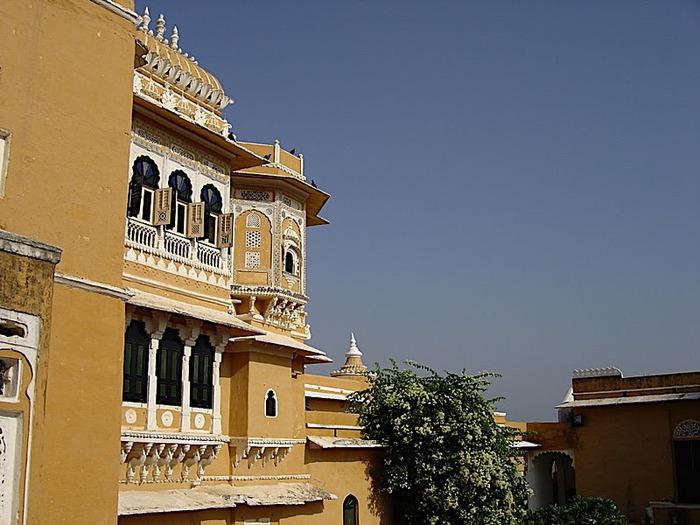 отели Индии и их интерьер 3 96247