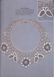 Плетение из бисера.  Примеры работ.  Обворожительные колье и серьги.  Часть 2.