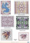 Программа создающая схемы узоров плетения из бисера.