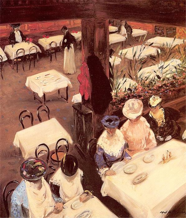 Maurer, Alfred Henry (American, 1868-1932) (597x700, 514Kb)