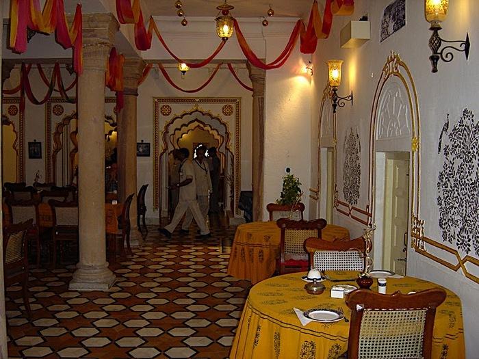 отели Индии и их интерьер 3 27035
