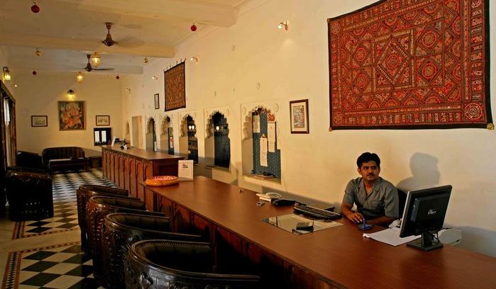 отели Индии и их интерьер 3 63604