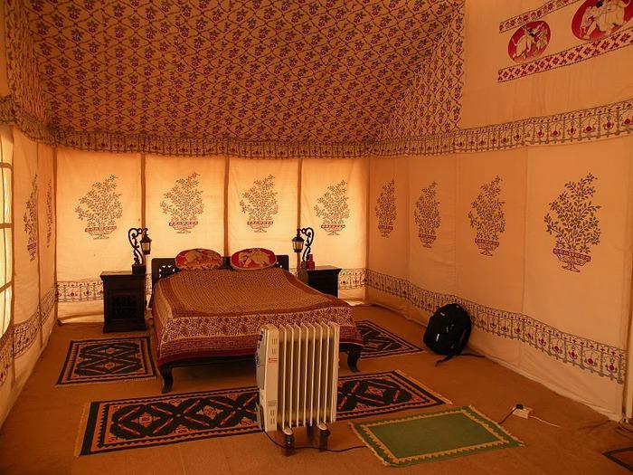 отели Индии и их интерьер 3 62820