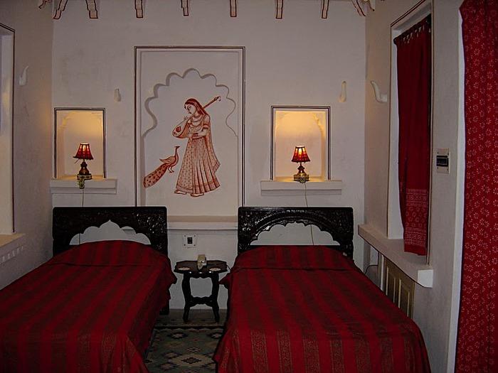 отели Индии и их интерьер 3 20713
