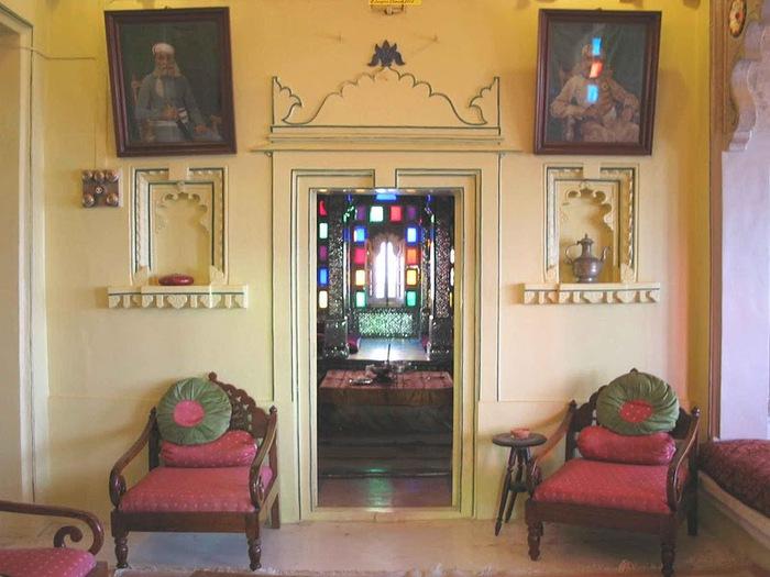 отели Индии и их интерьер 3 67814