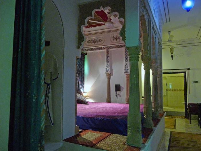 отели Индии и их интерьер 3 49458