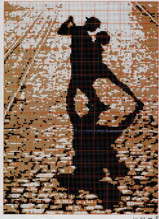 Схема танцующей пары (508x700,