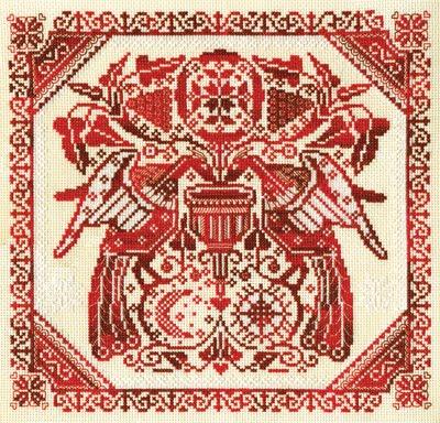 славянские схемы для вышивания