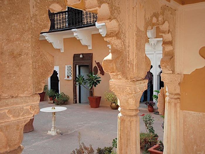 отели Индии и их интерьер 3 94707
