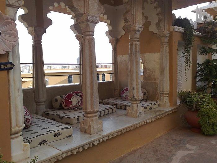 отели Индии и их интерьер 3 46661