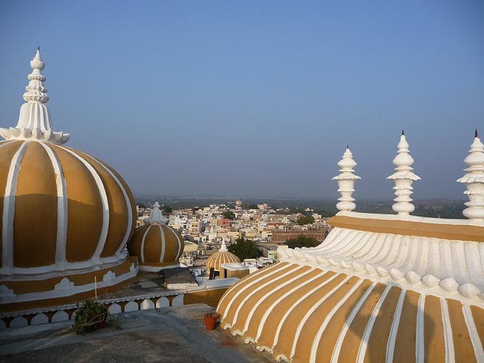 отели Индии и их интерьер 3 70659