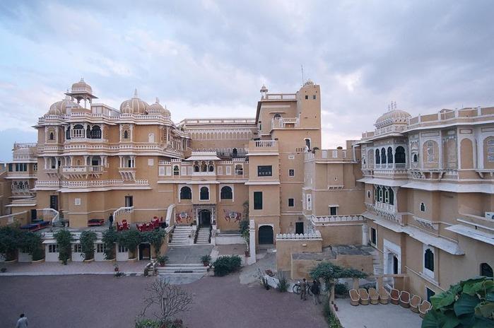 отели Индии и их интерьер 3 16778