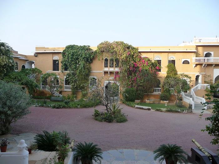 отели Индии и их интерьер 3 30656