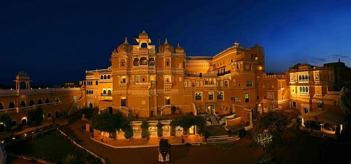 отели Индии и их интерьер 3 67841