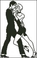 Часть 26 - Романтичные схемы в электронном формате Часть...  Поцелуи. схема - Love and Friendship. архив 50,8мб.