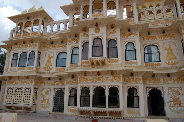 отели Индии и их интерьер 4 91412