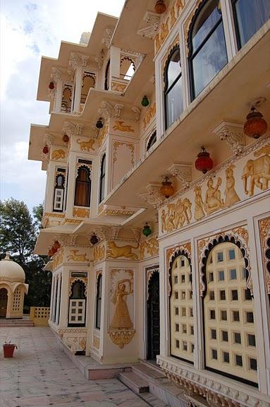 отели Индии и их интерьер 4 28209
