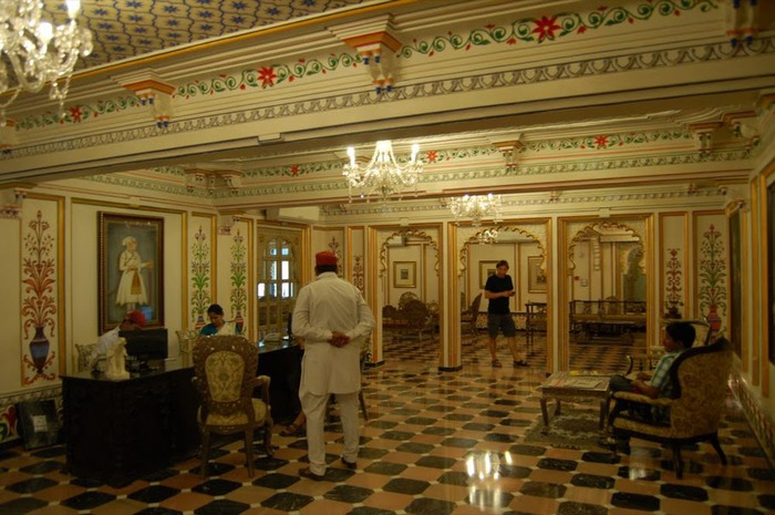 отели Индии и их интерьер 4 82877