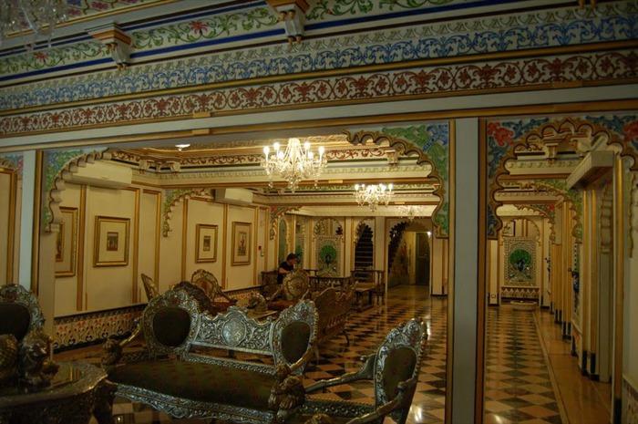 отели Индии и их интерьер 4 60842