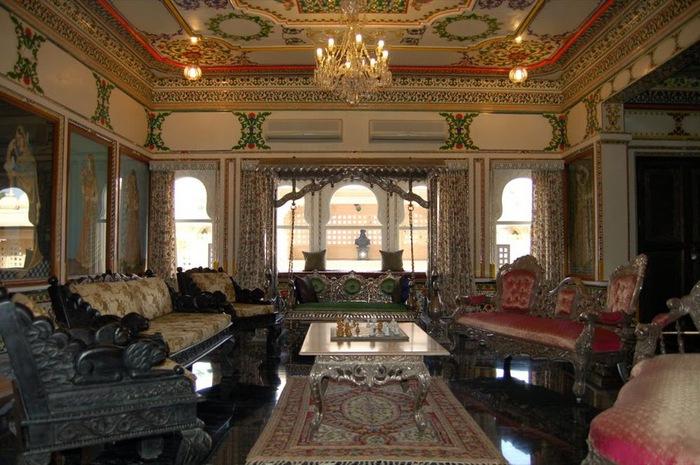 отели Индии и их интерьер 4 12140