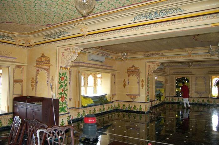 отели Индии и их интерьер 4 16561