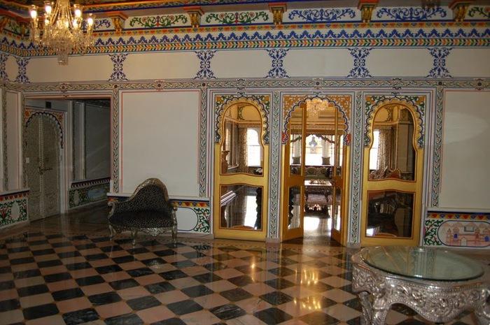 отели Индии и их интерьер 4 99571