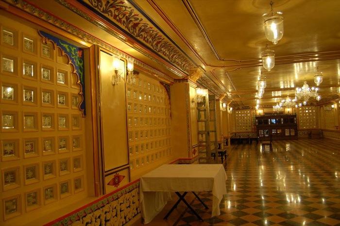 отели Индии и их интерьер 4 66861