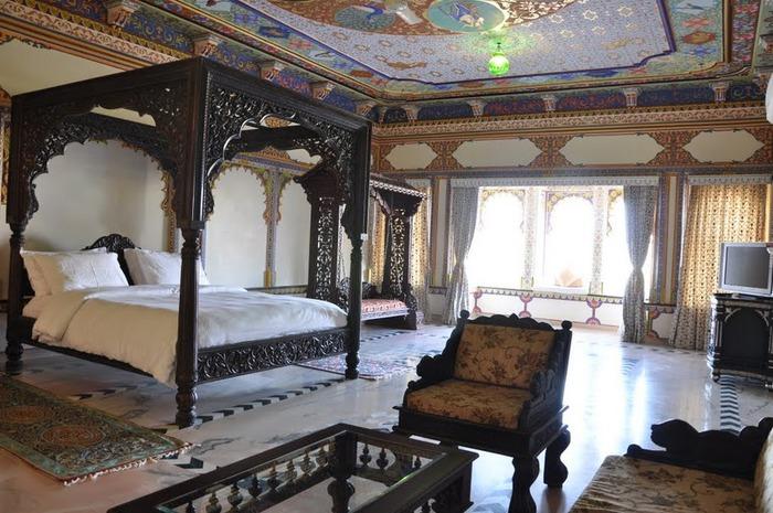 отели Индии и их интерьер 4 66114