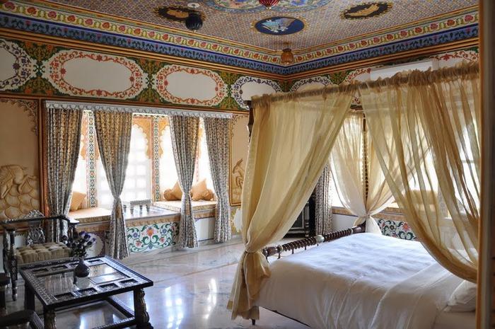 отели Индии и их интерьер 4 42315