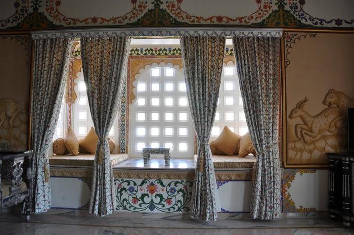 отели Индии и их интерьер 4 59406