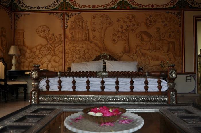 отели Индии и их интерьер 4 31565