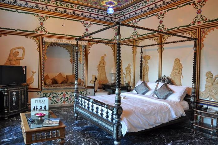 отели Индии и их интерьер 4 97192