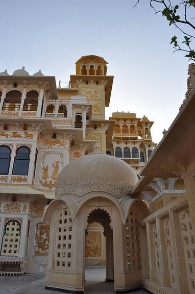 отели Индии и их интерьер 4 62090