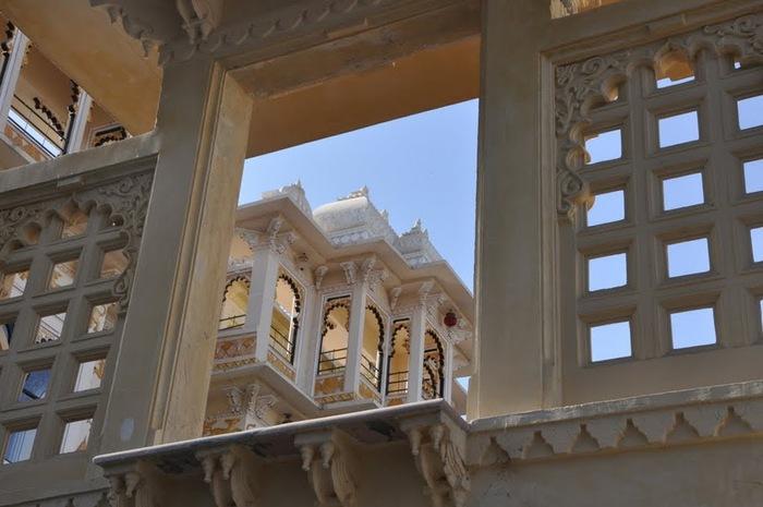 отели Индии и их интерьер 4 16107
