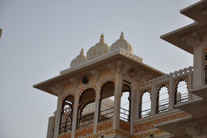 отели Индии и их интерьер 4 66443