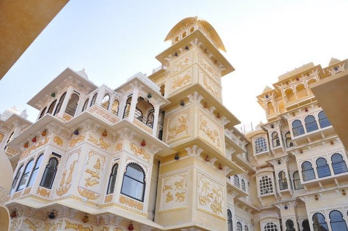 отели Индии и их интерьер 4 82637