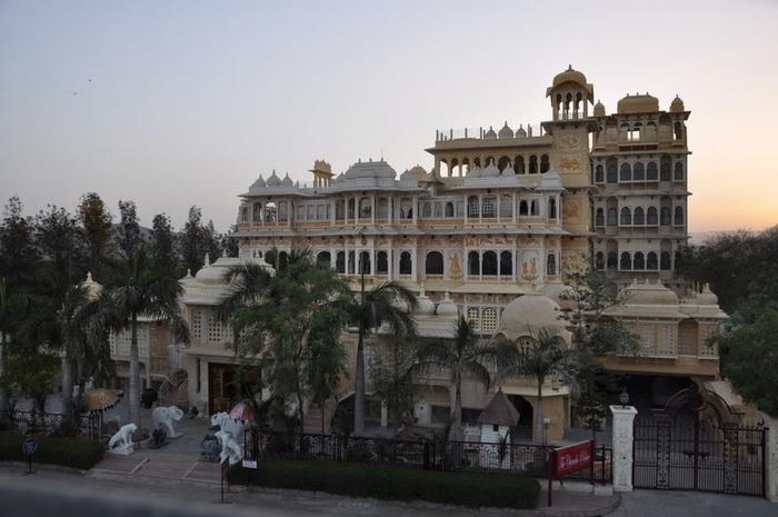 отели Индии и их интерьер 4 43849