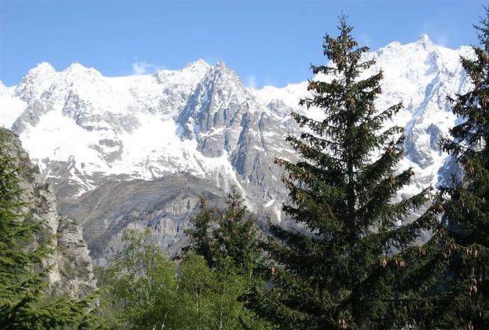 франция гора монблан (700x472, 81Kb)