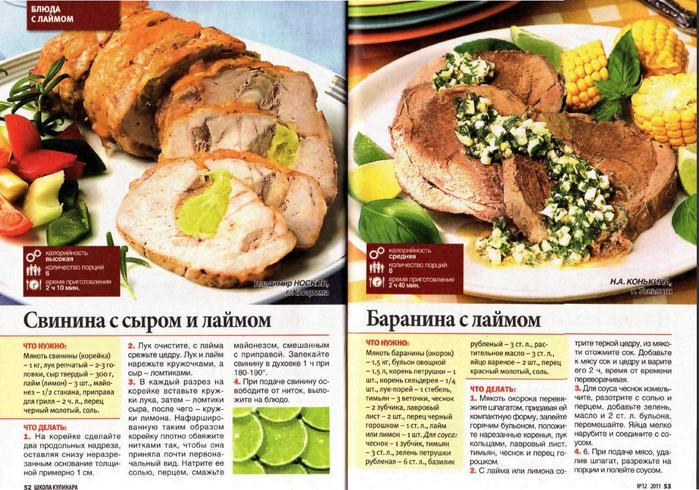 Рецепты от поваров ресторанов с фото