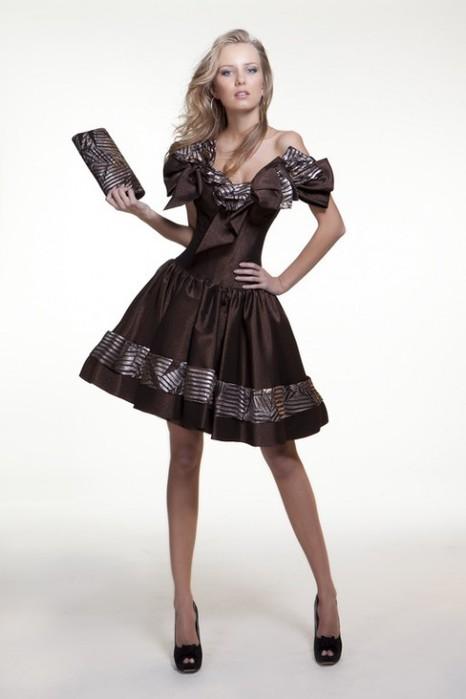 Вечерние платья оксаны мухи 2014 3