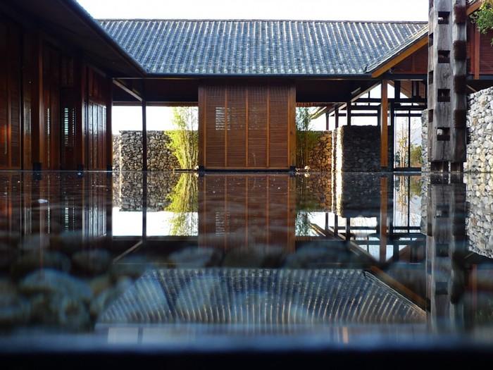 Водный дом в округе Лицзян