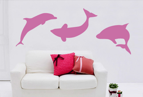 Наклейки на стены - это готовые дизайнерские решения, с помощью