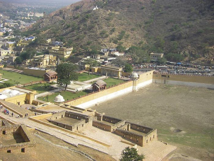 Форт Амбер (Amber Fort) 77081