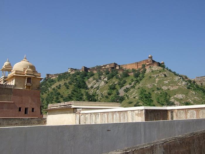 Форт Амбер (Amber Fort) 13815