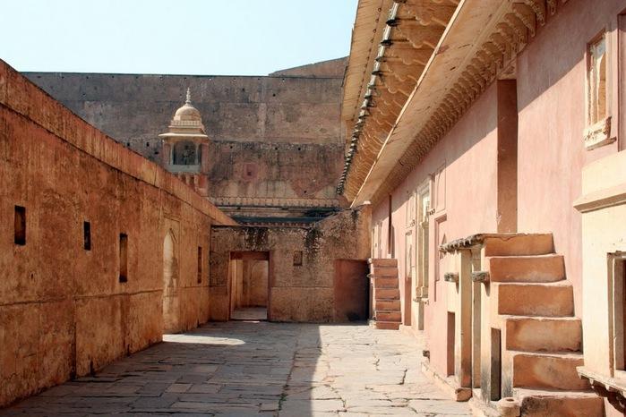 Форт Амбер (Amber Fort) 54514